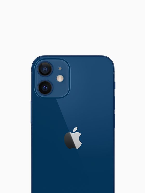 "iPhone 12 Apple 128GB Azul Tela 6,1"" - Câm. Dupla 12MP iOS"