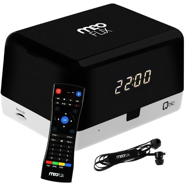 MEOFLIX QBIC ULTRA HD 4K HDMI TUNNER