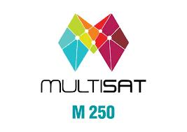 RECEPTOR MULTISAT M250