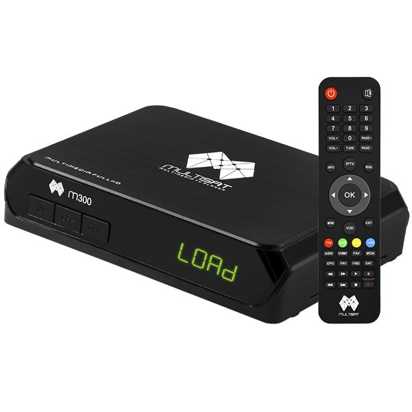 RECEPTOR Multisat M300 Full HD