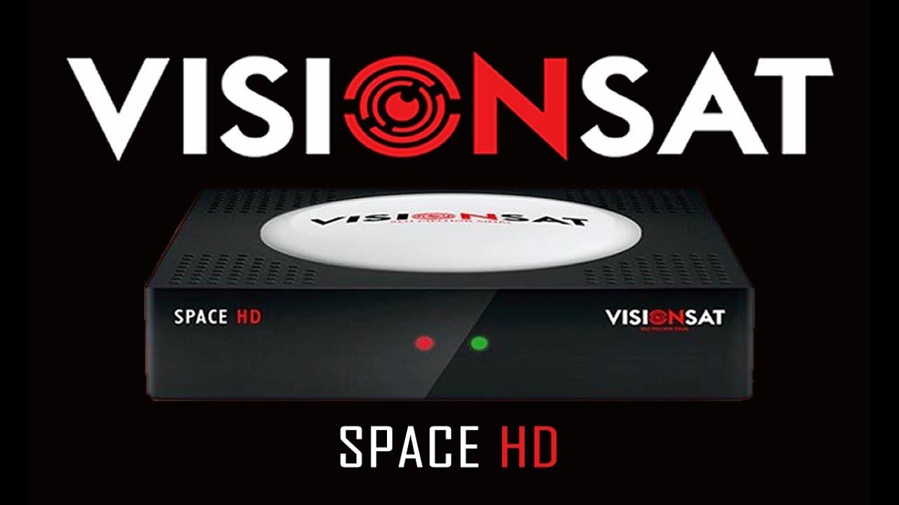 Receptor VisionSat Space