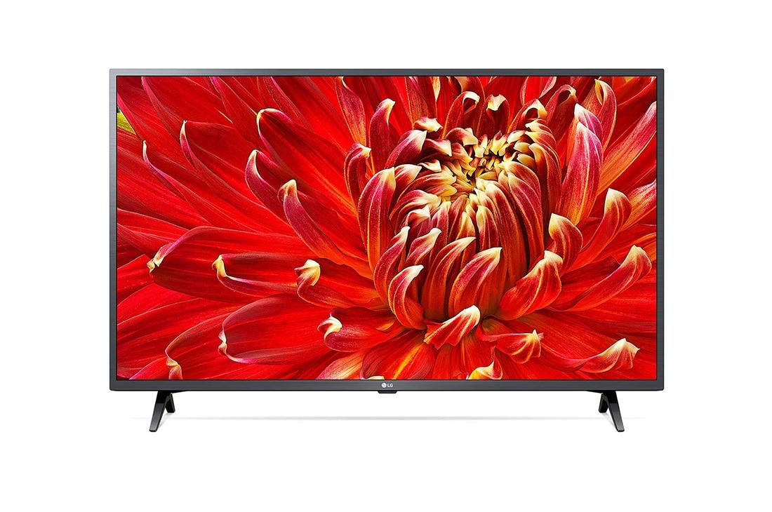 "Smart TV LED 43"" Full HD LG 43LM6300PSB ThinQ AI Inteligência Artificial com IoT, Virtual Surround Sound, WebOS 4.5, HDR, Quad Core, Bluetooth e HDMI"
