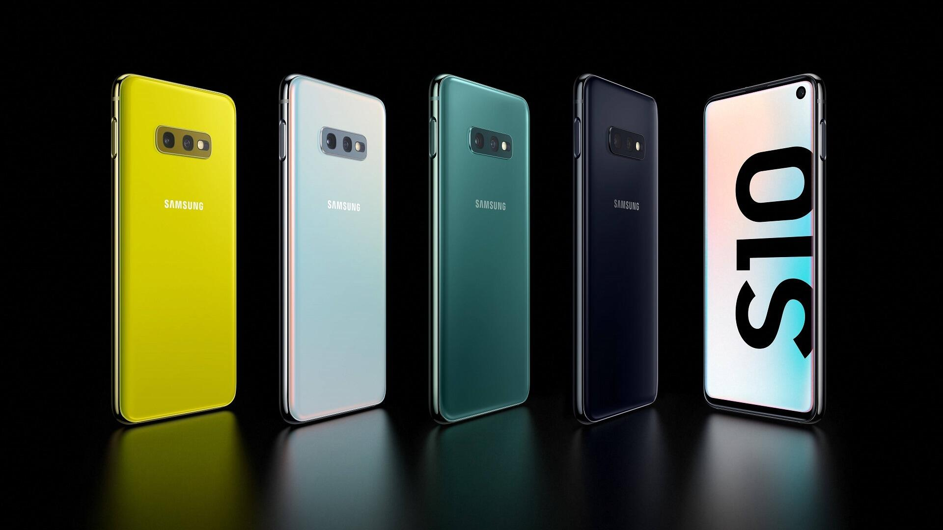 Smartphone Samsung Galaxy S10 128GB 4G Wi-Fi Tela 6.1'' Dual Chip 8MP RAM Câmera Tripla + Selfie 10MP