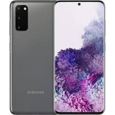 """Smartphone Samsung Galaxy S20 Cinza 128GB, 8GB RAM, Tela Infinita de 6.2"""", Câmera Tripla Traseira, Câmera Frontal 10MP, IP68 e Leitor de Digital"""