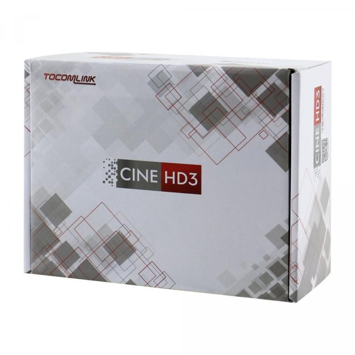 Tocomlink Cine HD3  SATELITE