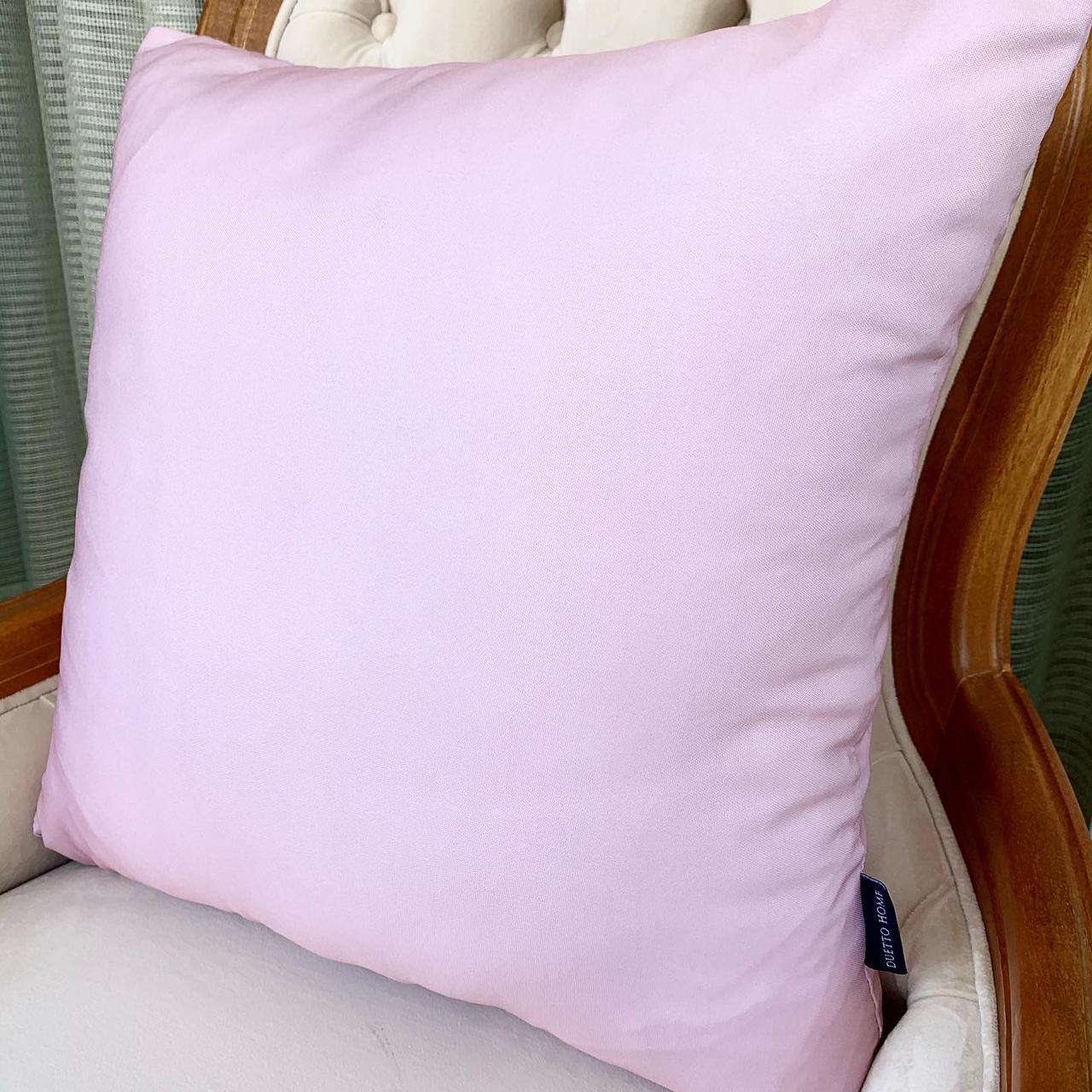 Almofada Lisa Decorativa Colorida
