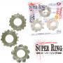 Kit com 3 Anéis Penianos - Super Ring