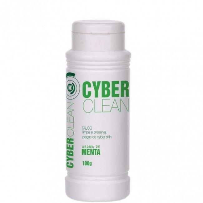 Talco para Cyber Skin com Aroma de Menta - 100g