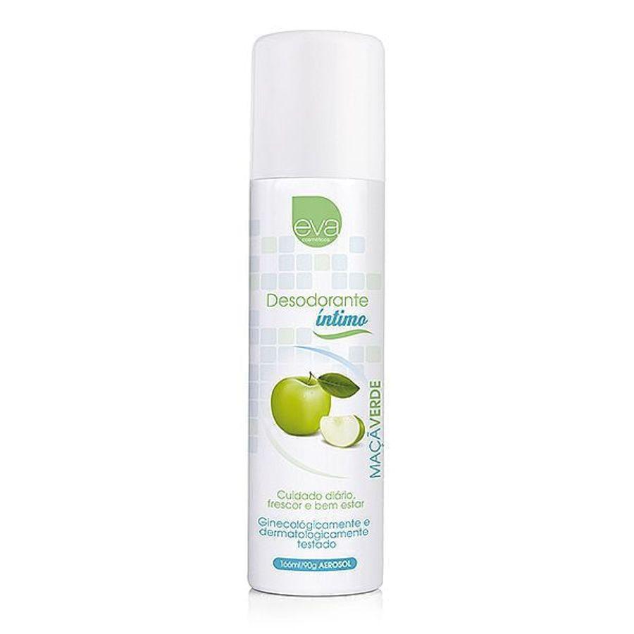 Desodorante Intímo com Aroma de Maçã Verde - 166ml