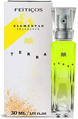 Perfume Elementar dos Signos de Terra - 30ml