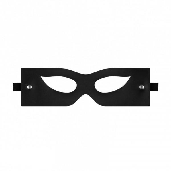 Máscara em Formato Retangular com Olhos de Gatinho