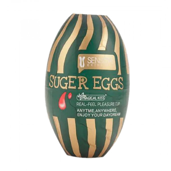 Masturbador Super Egg - Sensitiye