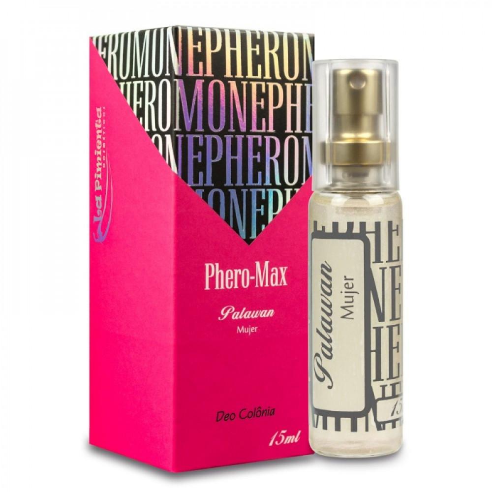 Perfume com Ferômonios Feminino - Palawan - 15ml