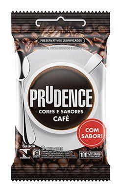 Preservativo Prudence Cafe C/ 3uni