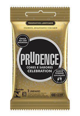 Preservativo Prudence Celebration C/3 Uni