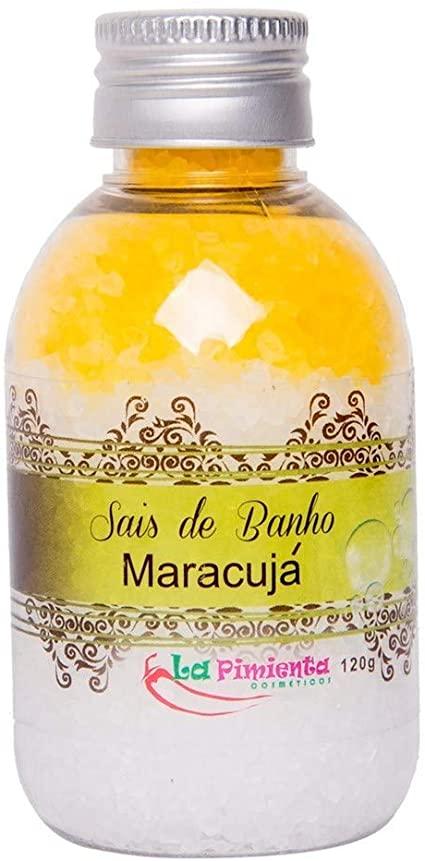 Sais de Banho com Aroma de Maracujá - 135g