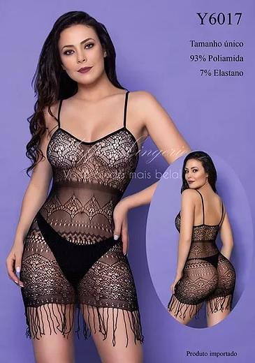 Vestido Y6017 Yaffa