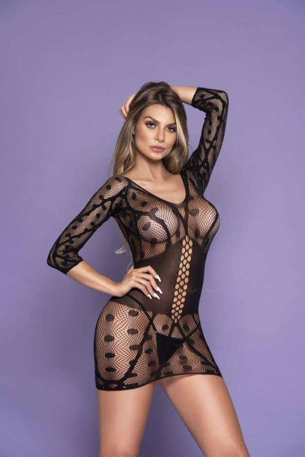Vestido Yaffa Y6498