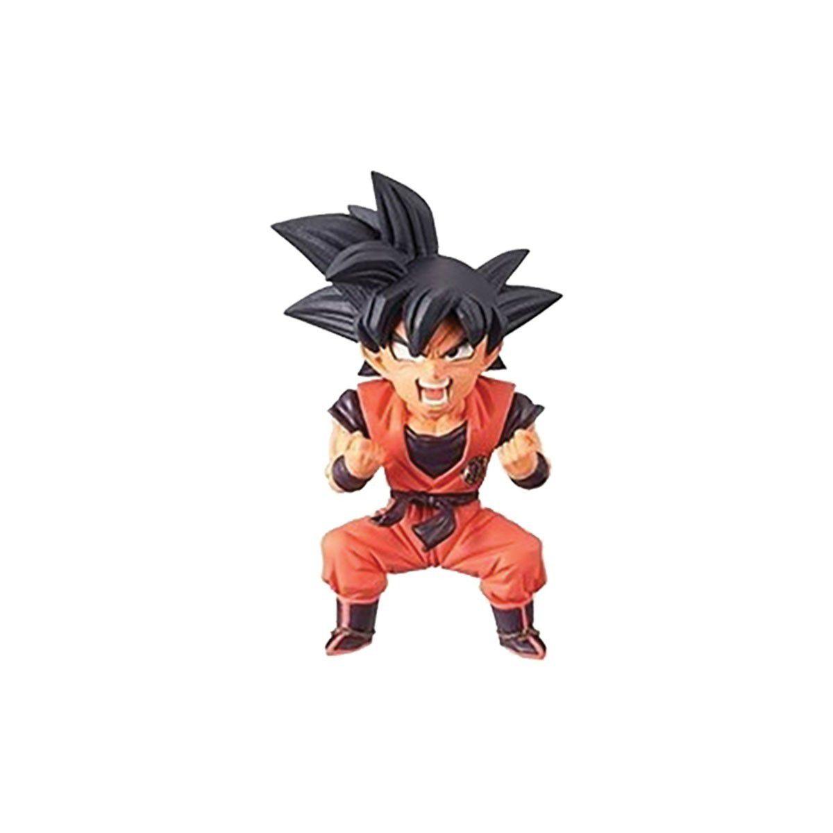 Action Figure Bandai Banpresto Wcf Son Goku 7cm Dragon Ball