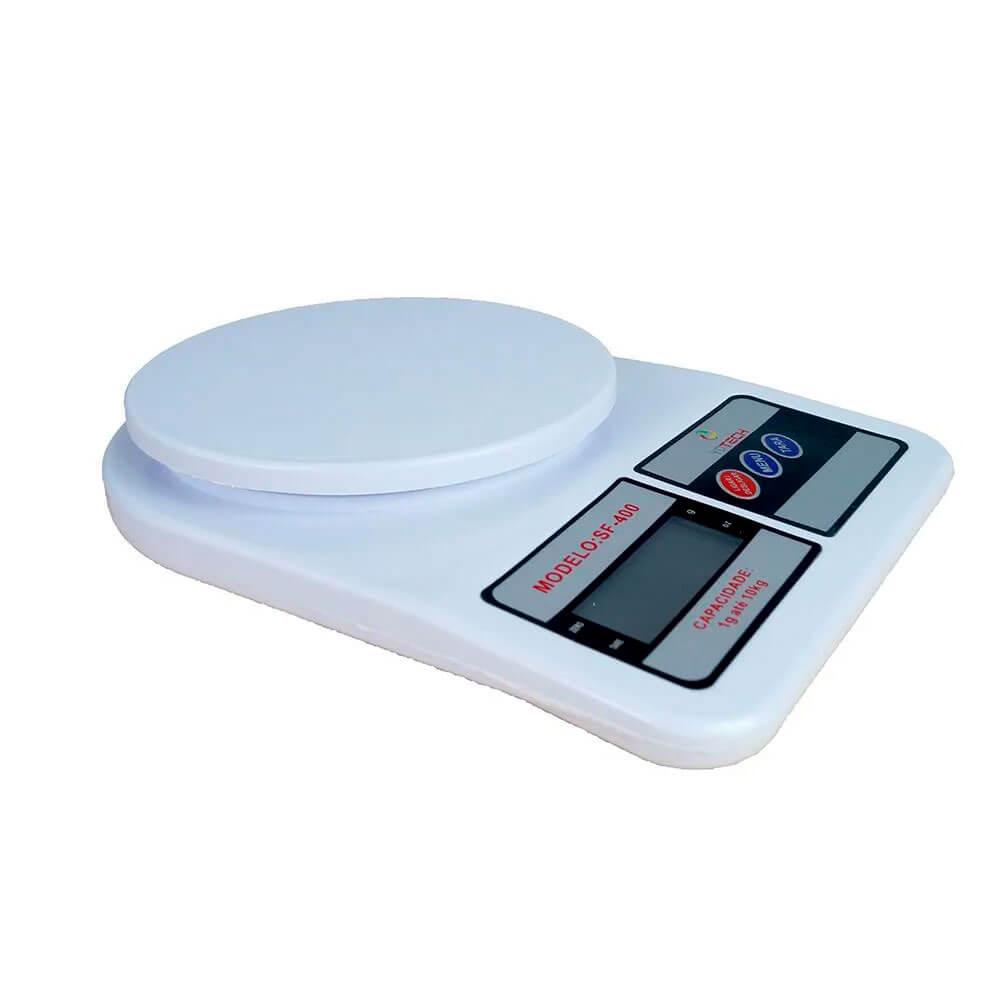 Balança de Cozinha Digital 10KG SF400