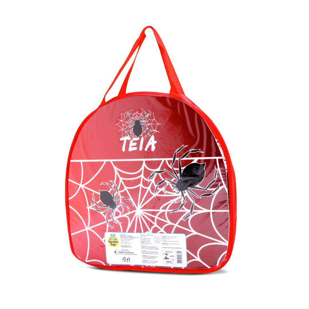 BARRACA INFANTIL SPIDER TEIA 5301 SAMBA TOYS