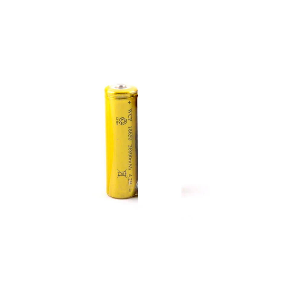 Bateria para Lanterna 26800mAh WCP-18650