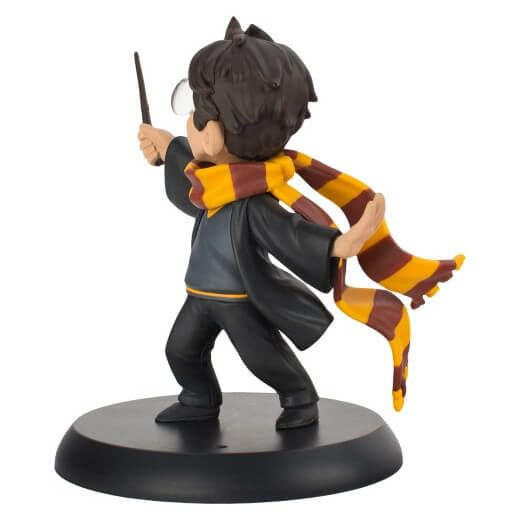 BONECO COLECIONÁVEL HARRY POTTER FIRST SPELL Q-FIG