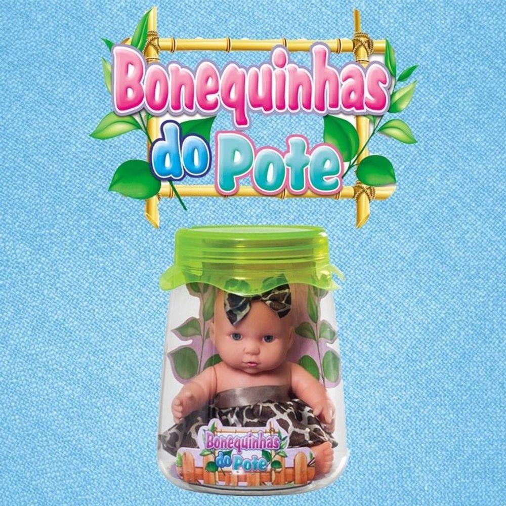 Bonequinhas Do Pote Sortidas 974 Anjo