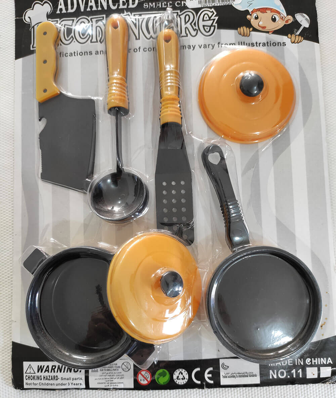 Brinquedo kit Cozinha MT-0919