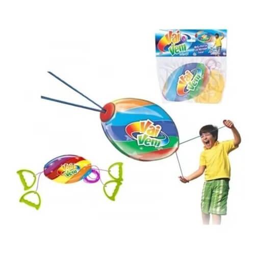 Brinquedo Vai e Vem Infantil 865 Apolo
