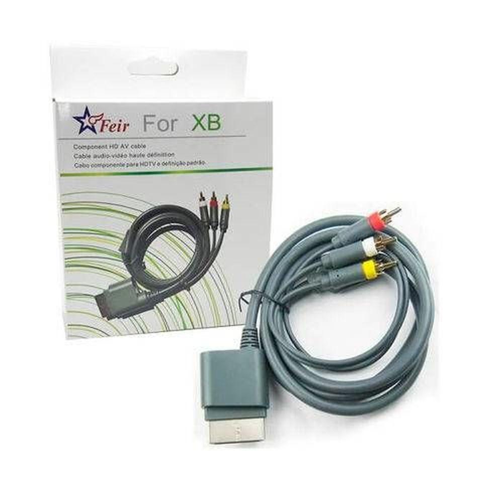 CABO VÍDEO XBOX 360 FR-304 FEIR