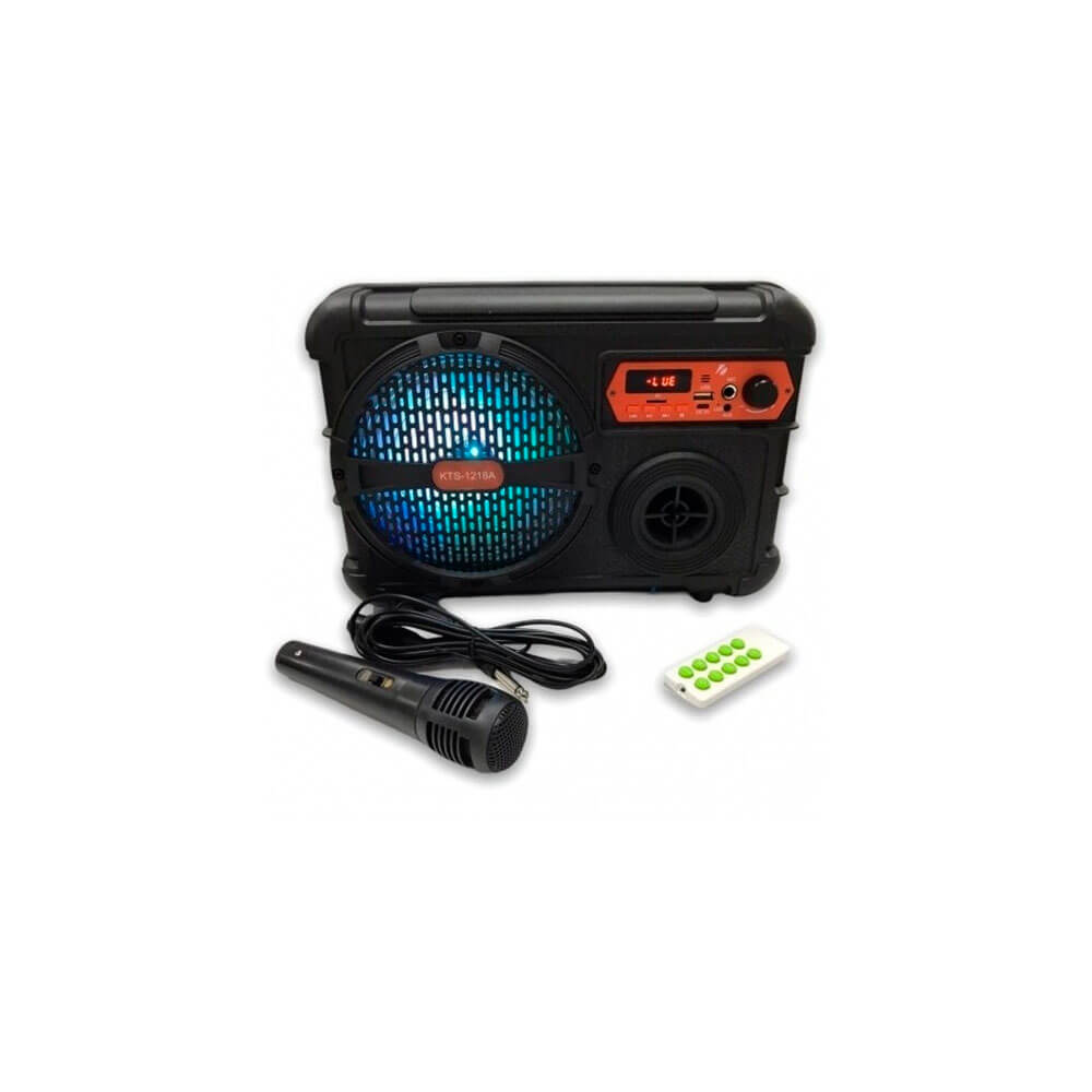 Caixa de Som Bluetooth KTS-1218A KTS