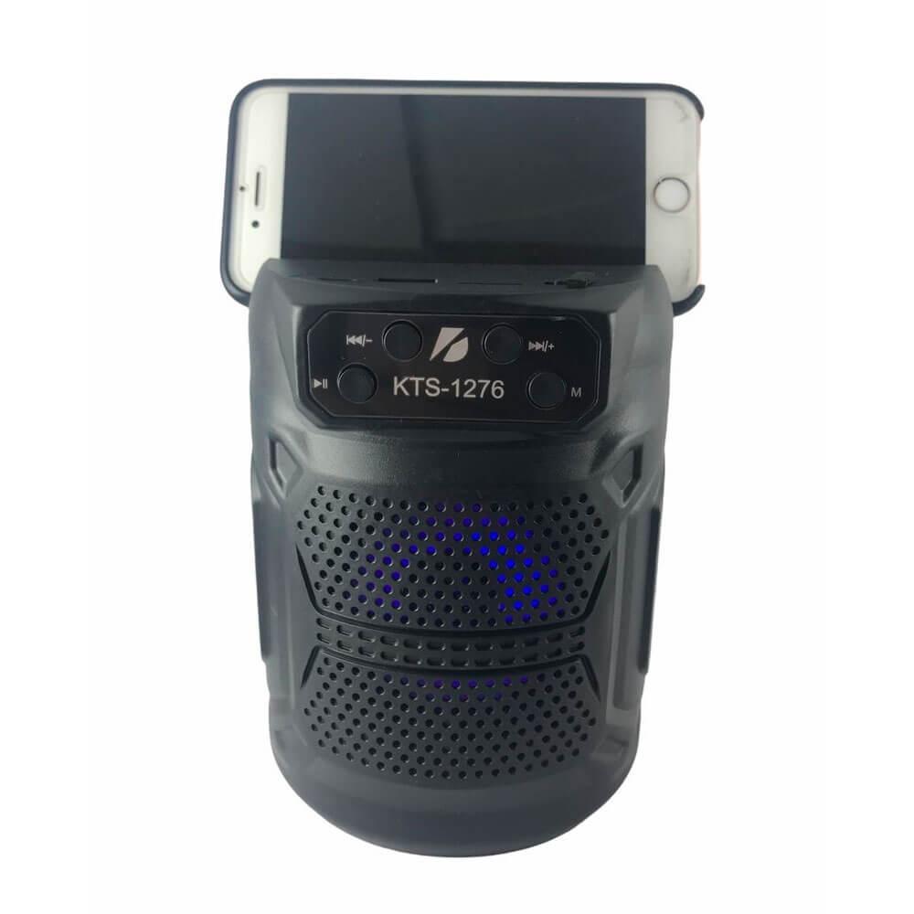 Caixa de Som Bluetooth KTS-1276 KTS