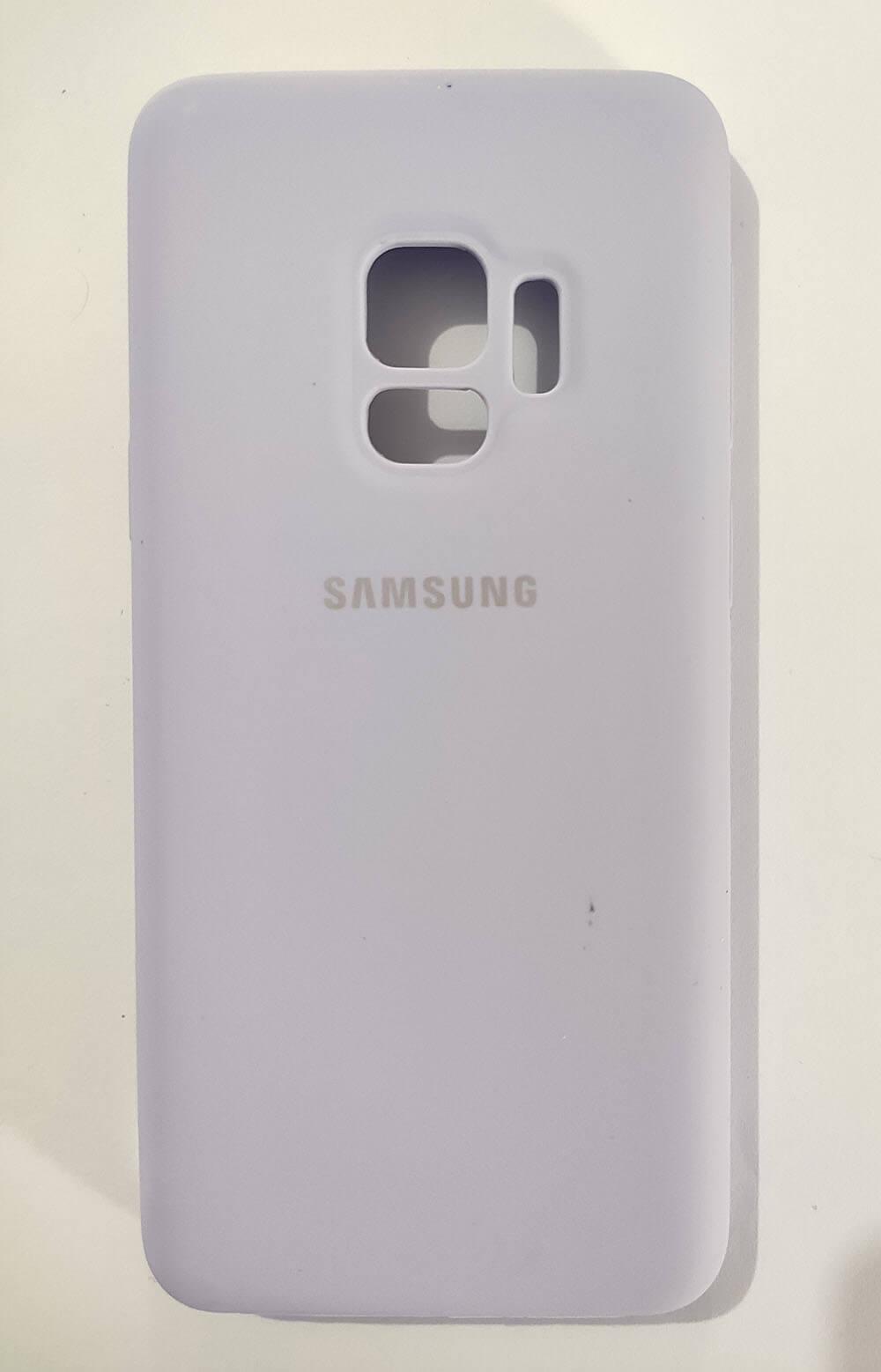 CAPA SAMSUNG S9 SILICONE