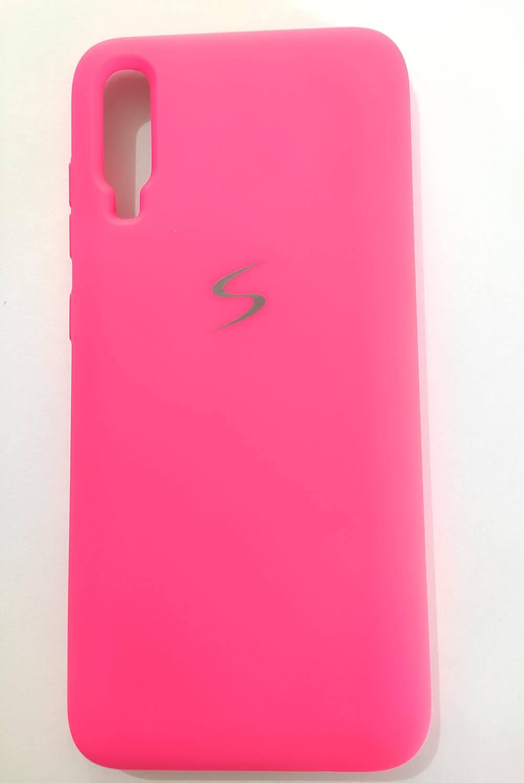 Capa Silicone Samsung A70