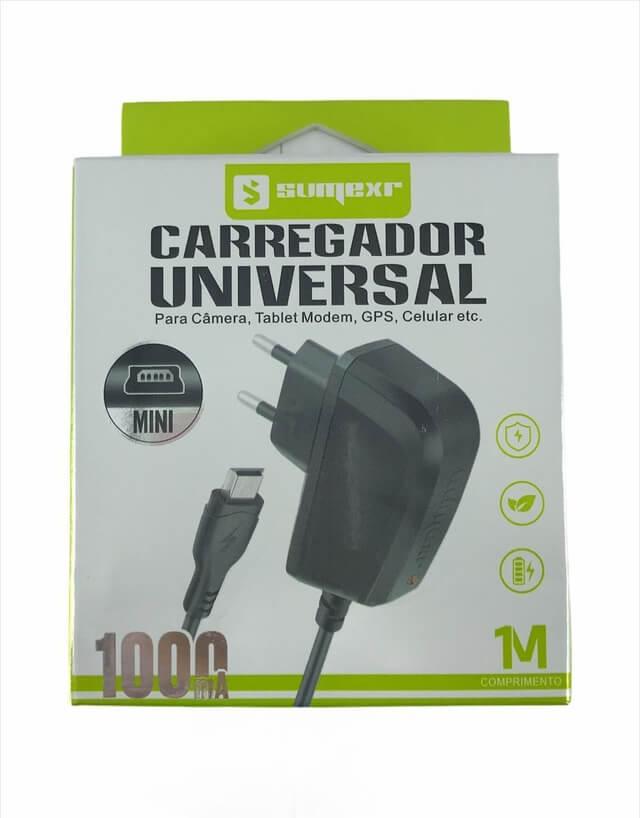 CARREGADOR SUMEXR V3 SX-T5-V3