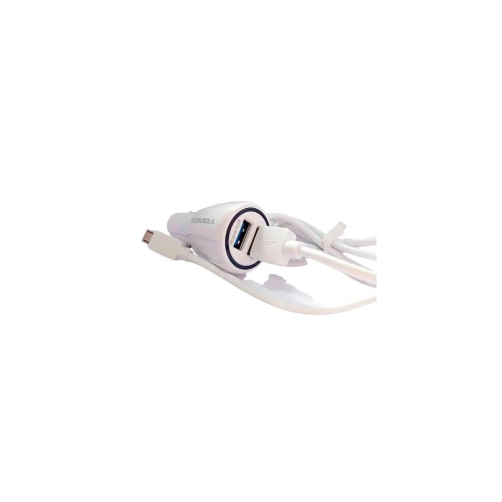 Carregador Veicular EC561-V8 Ecooda