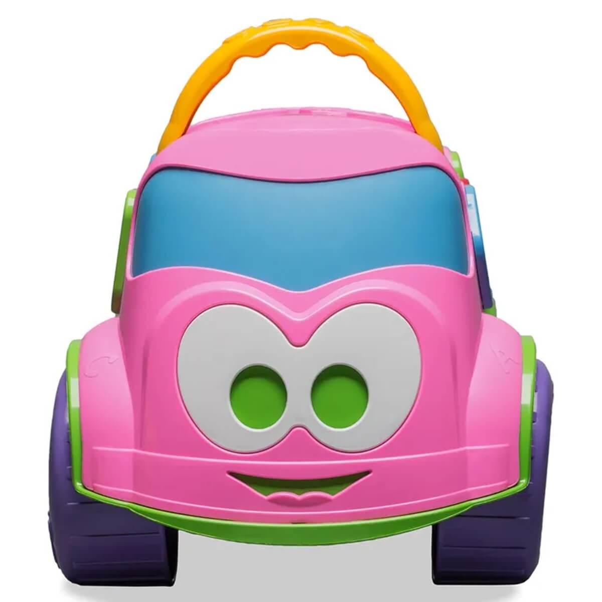 Carrinho Educativo Baby Land Dino Cardoso Toys 3028