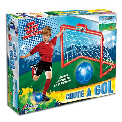Chute a Gol 592 Apolo Brinquedos