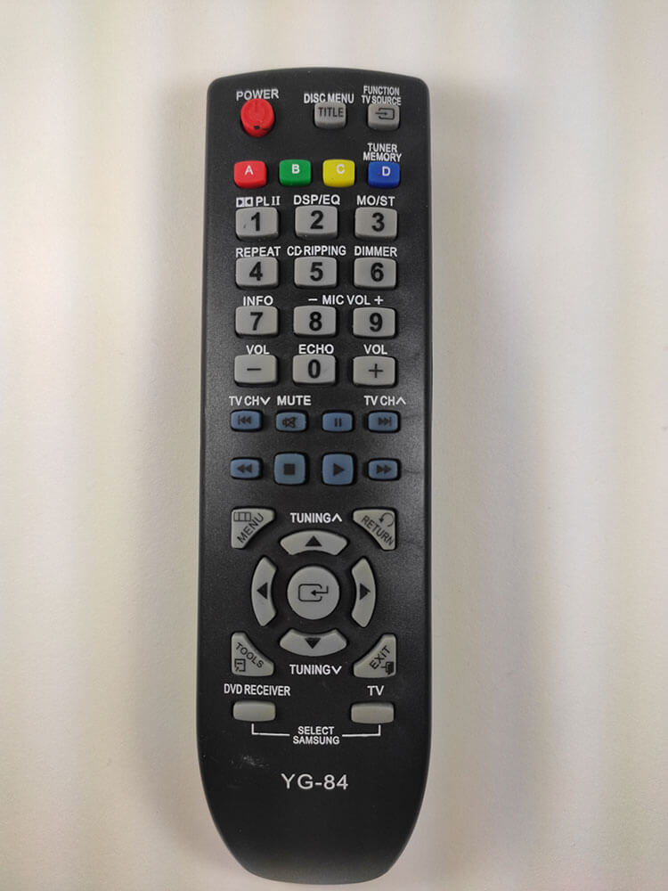 Controle Remoto Samsung Led YG-84