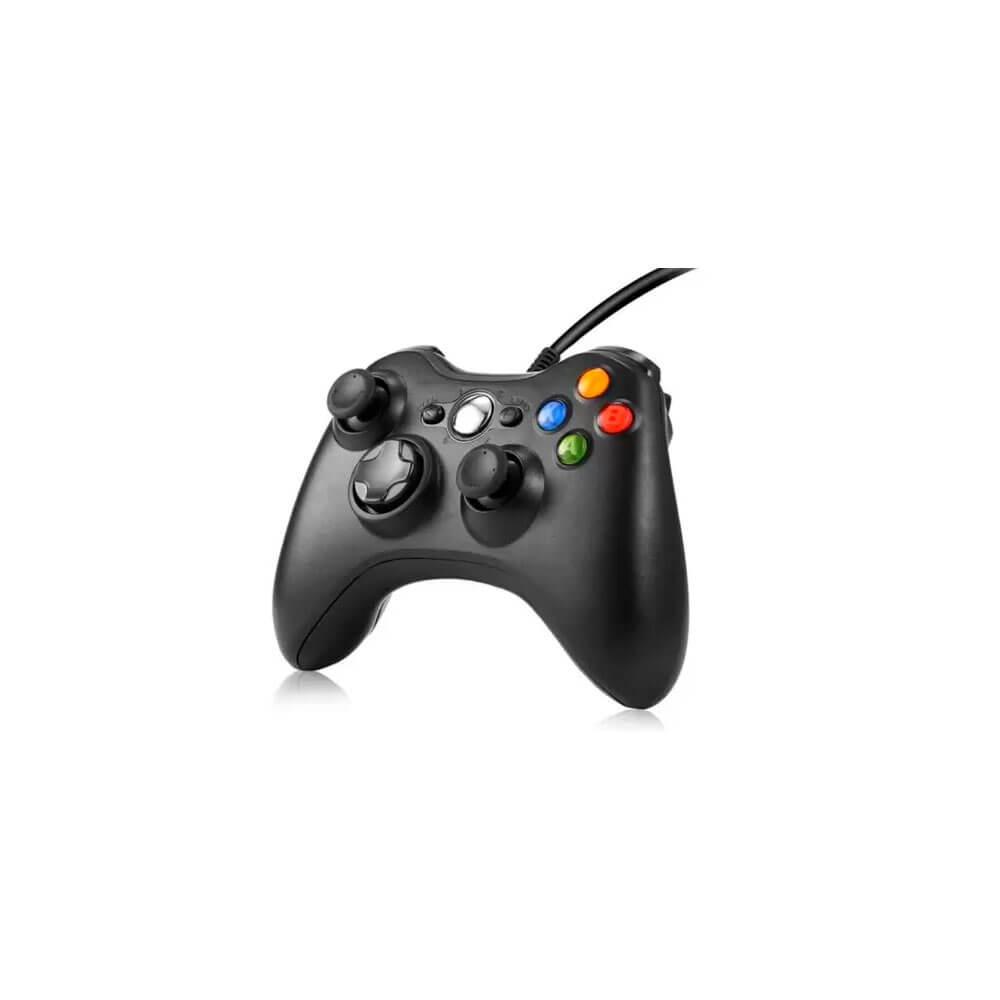 Controle Xbox 360 Com Fio KTS-360H