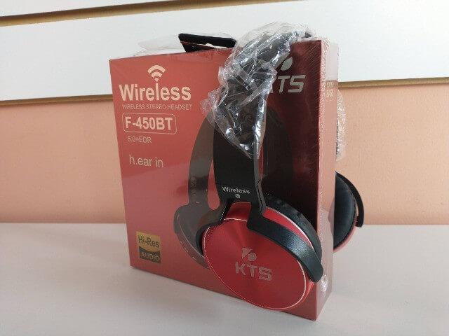 Fone Bluetooth F-450BT KTS