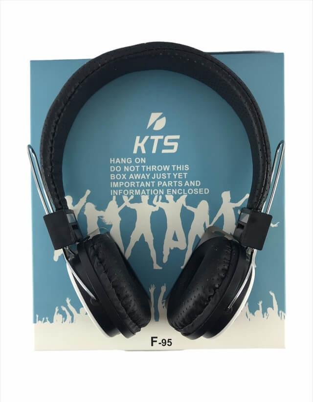 Fone de Ouvido com Fio F-95 KTS