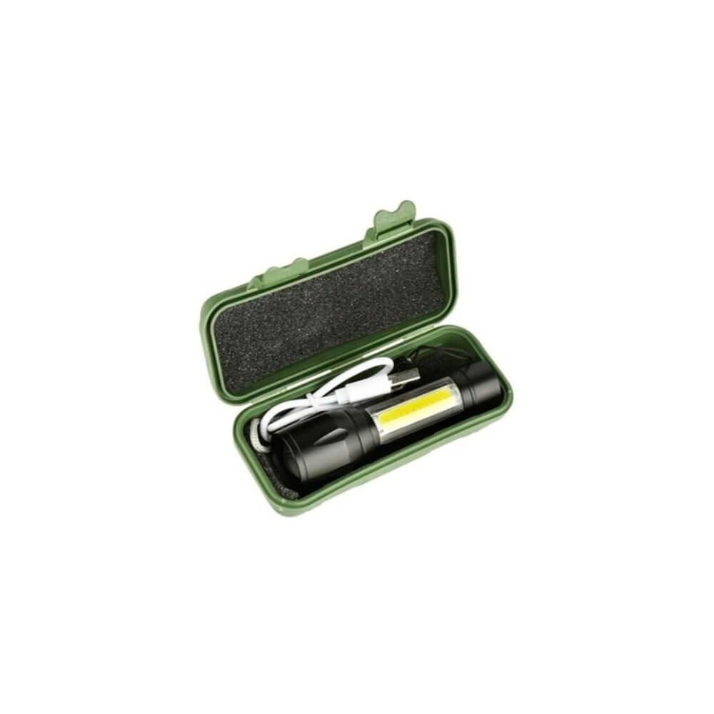 LANTERNA LED USB LT-407 Luatek