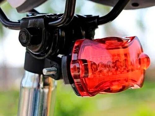 Lanterna Pisca Alerta para Bicicleta LK-013 Luatek