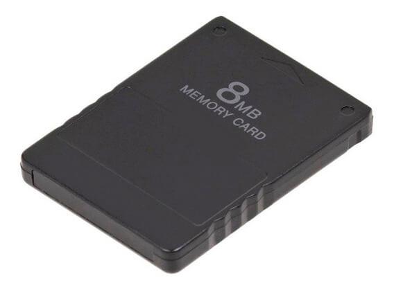Memory Card Playstation 2 8MB HC2-10020