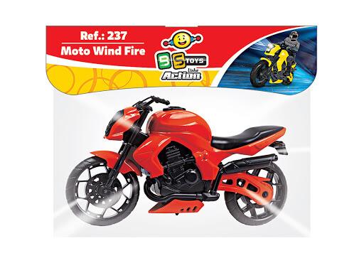 Moto Wind Fire 237 BS Toys