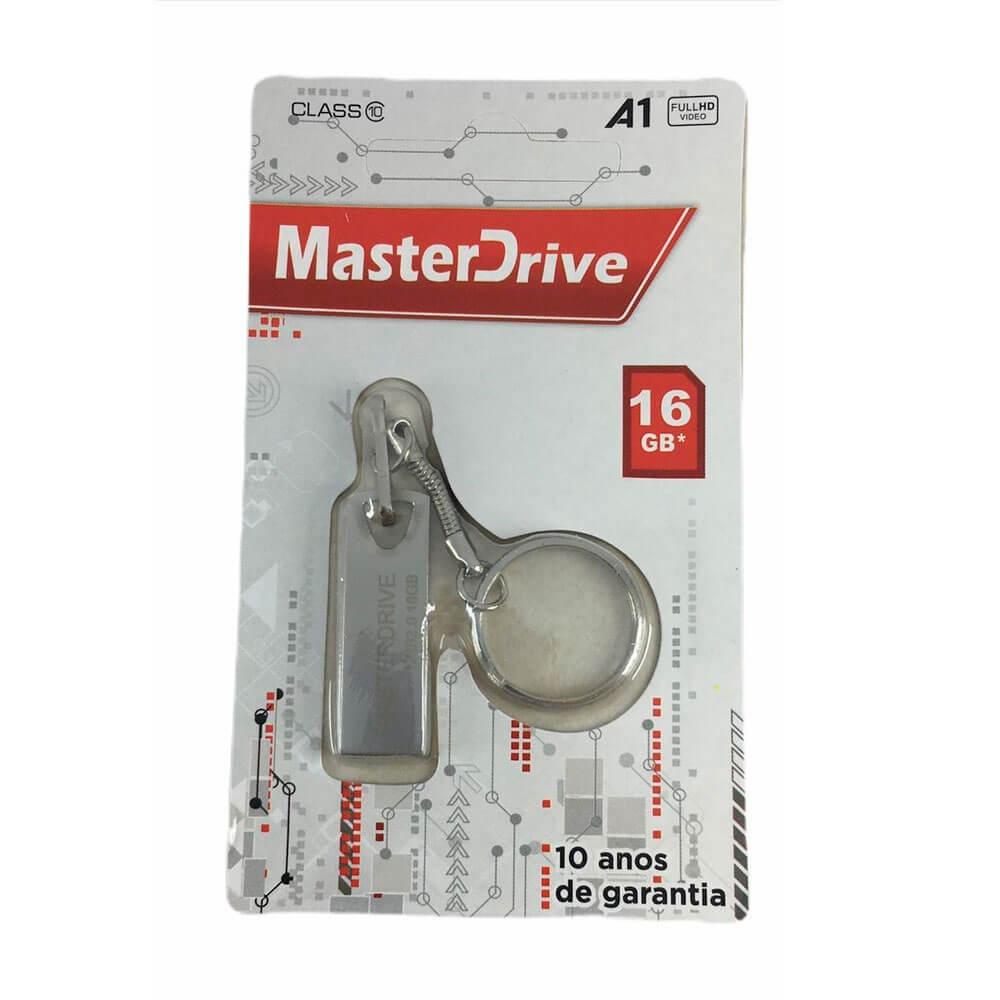 Pen Drive Chaveiro 16GB Masterdrive