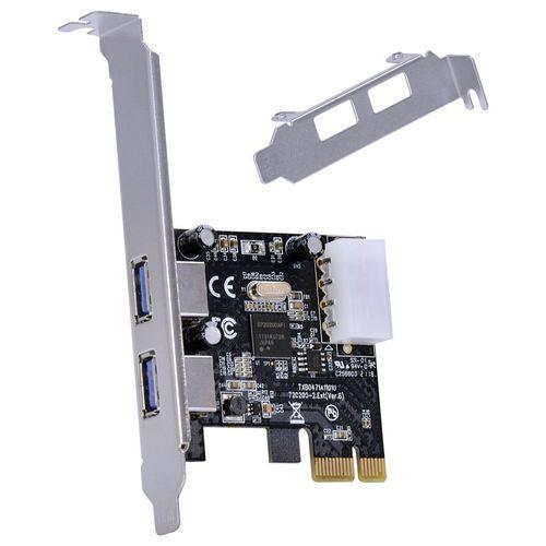PLACA PCI-E USB 3.0 KP-T106 KNUP