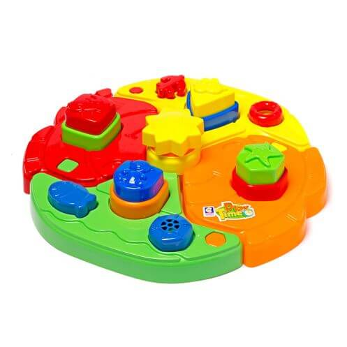 Play Time Quebra Cabeça Animaizinhos 2128 Cotiplás